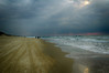 Sea at evening