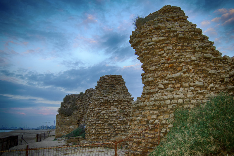 Old fortress, Ashdod